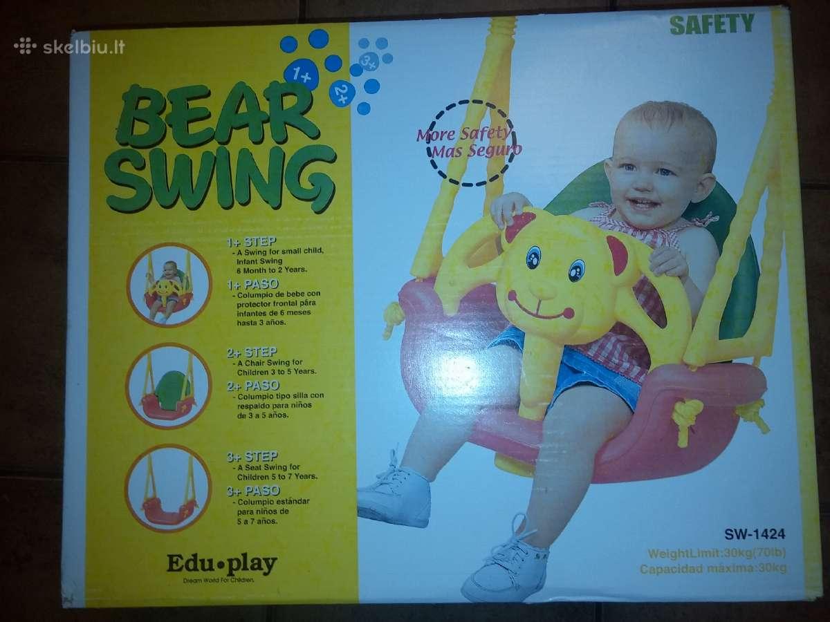 "Supynės ""Bearswing"" sw-1424"