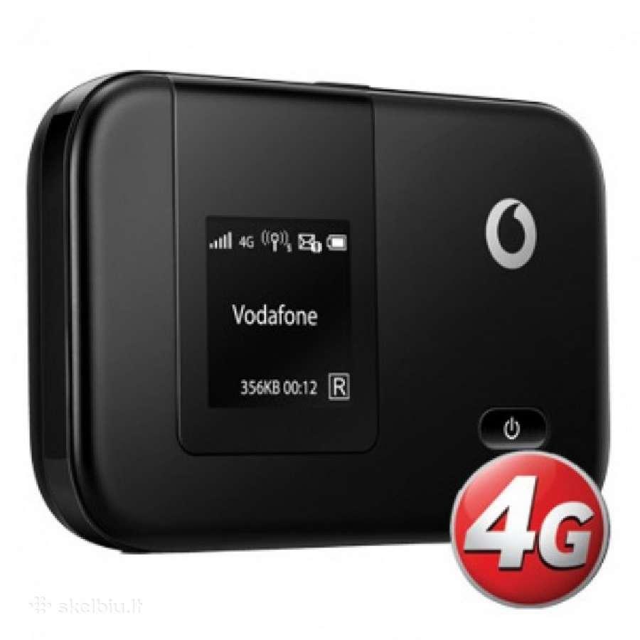 4G / 3g Mifi modemas Huawei E5372 (Vodafone R215)