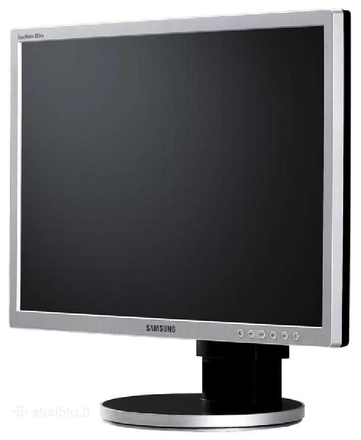 Perku monitorių Samsung Syncmaster 225bw