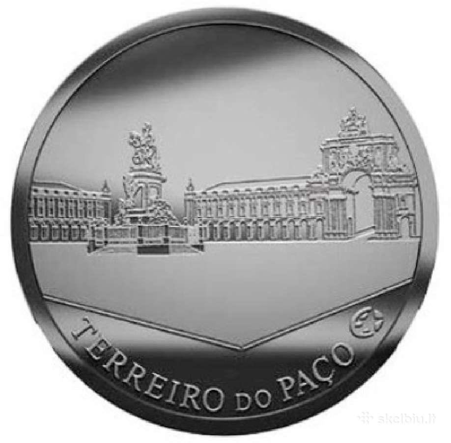 Portugalija 2,50 euro 2010 Terreiro do Paco