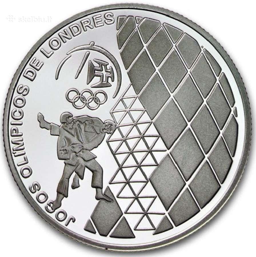 Portugalija 2,50 euro 2012 Summer Olympics London