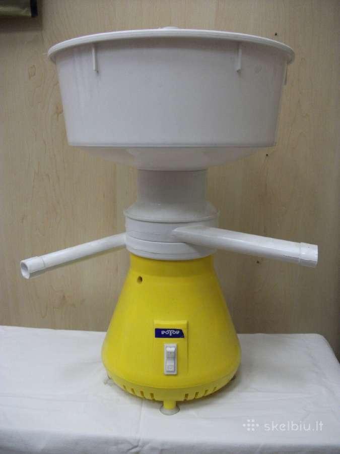 Elektrinis pieno separatorius Potop