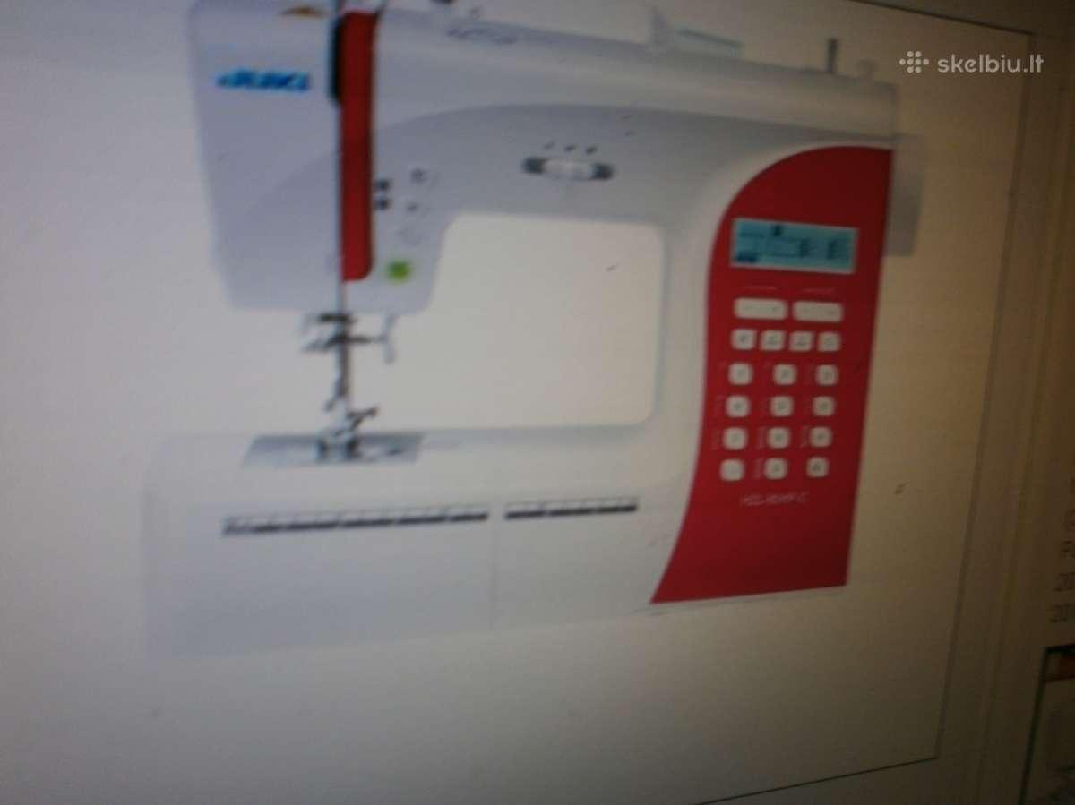 Siuvimo mašina Juki Hzl-80hp-c.