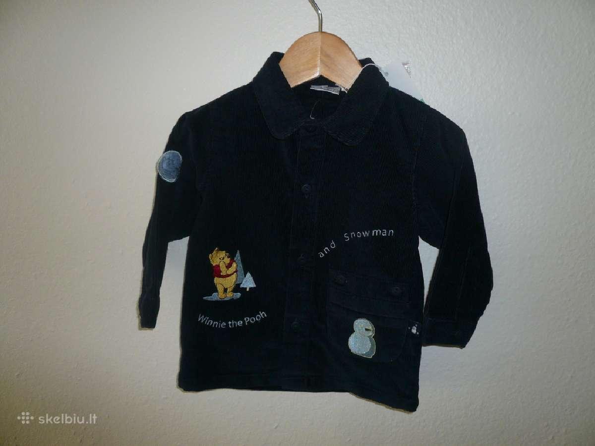 Nauji marškinukai berniukui