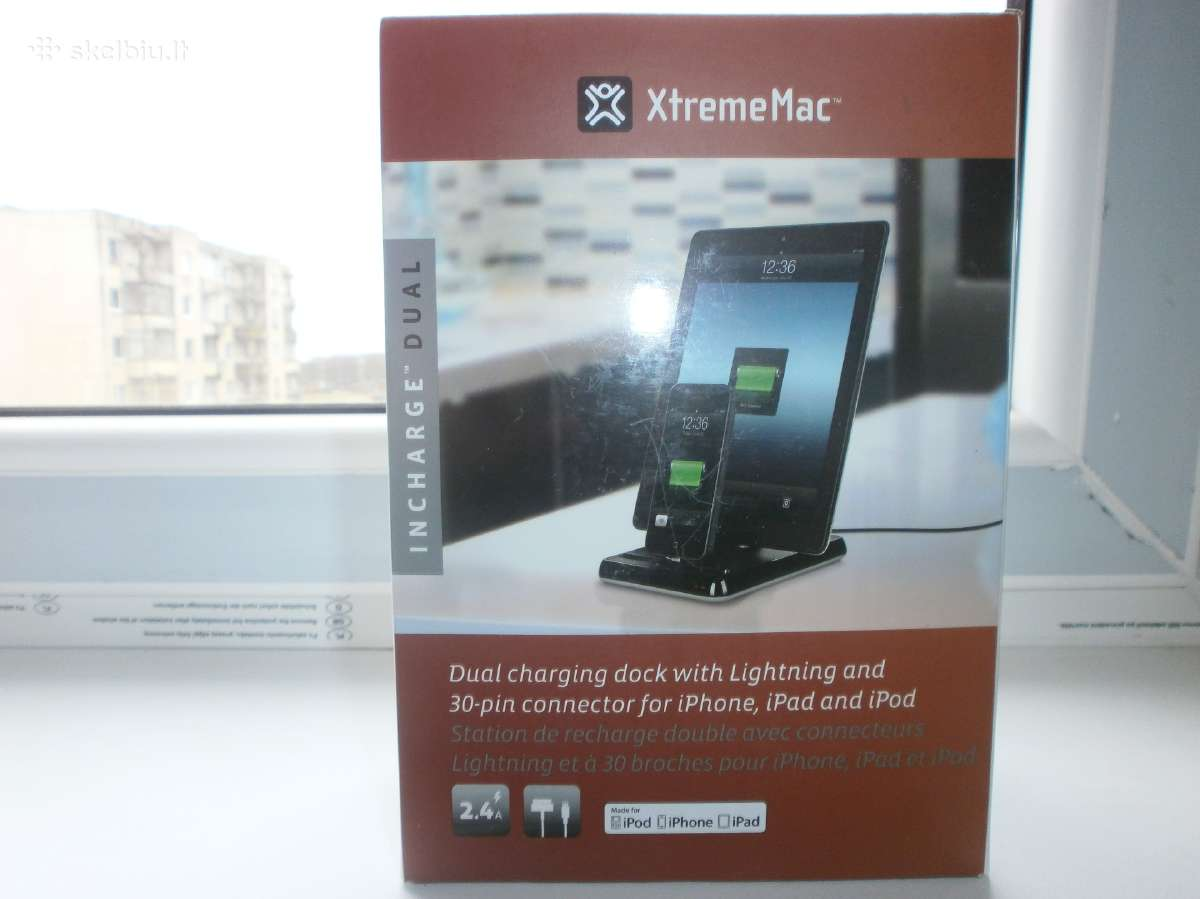 Xtrememac-2 in 1 pakrovejas.
