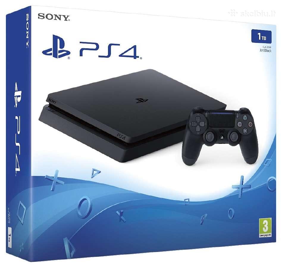 Playstation 4 Ps4 su parduotuvės garantija!