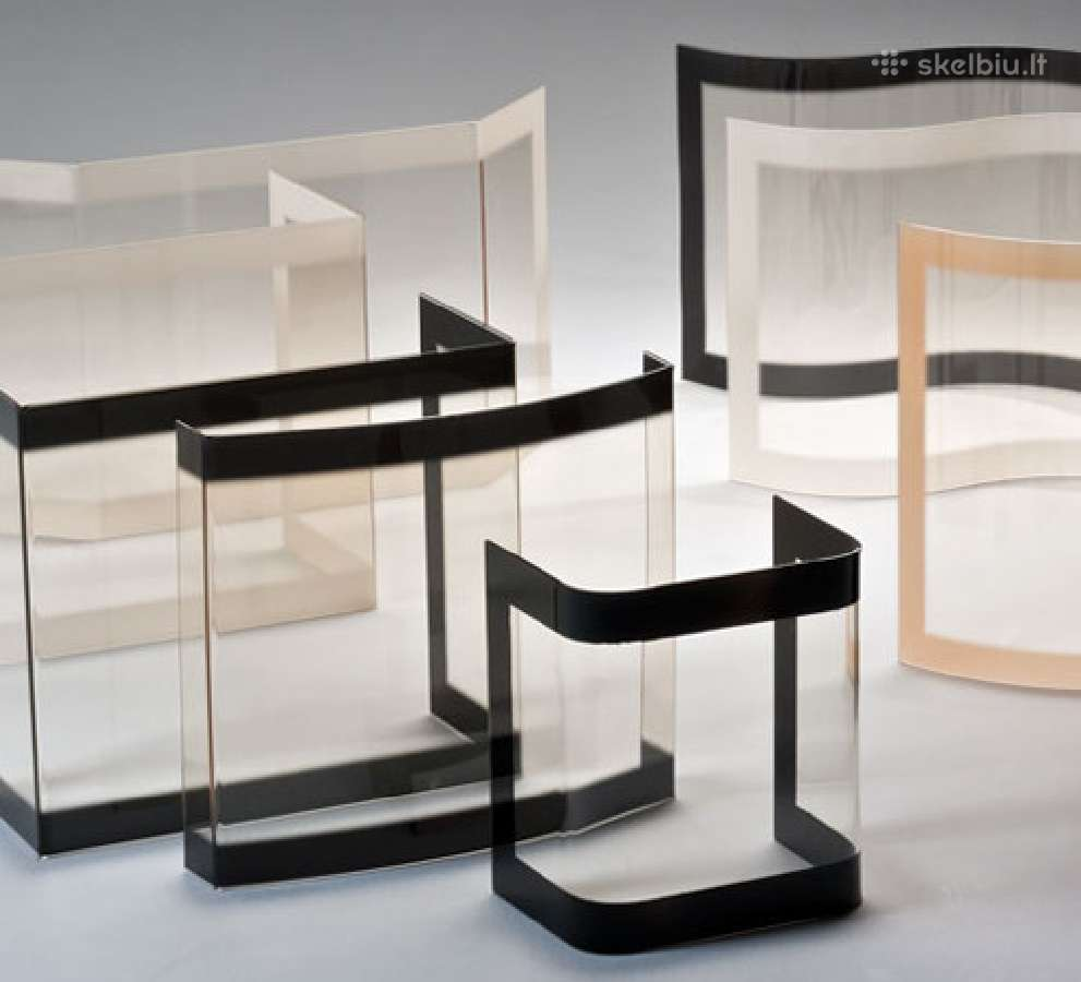 Stiklas židiniams, Japoniška stiklo keramika