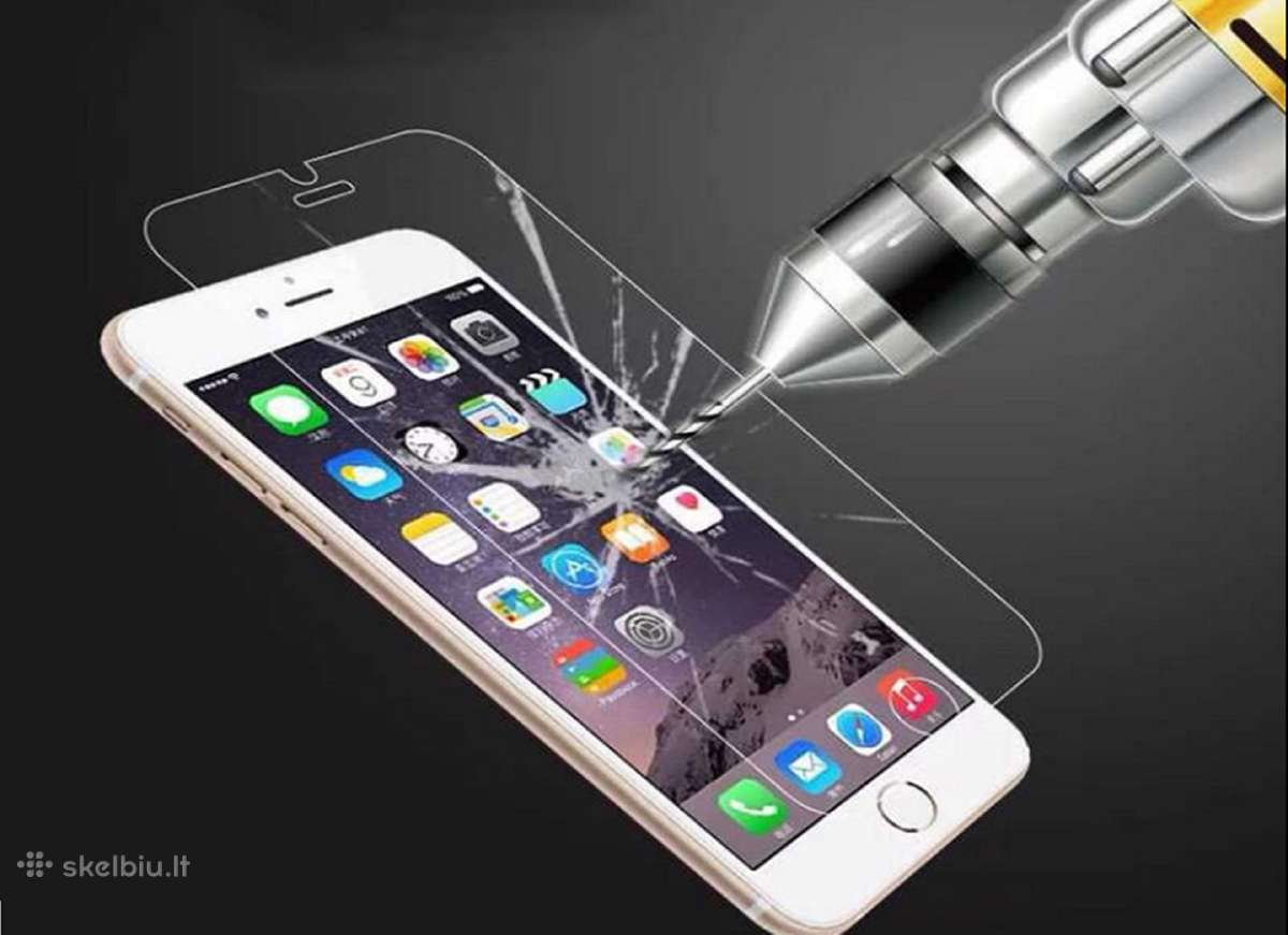 Parduodu Apple iPhone apsauginius stikliukus