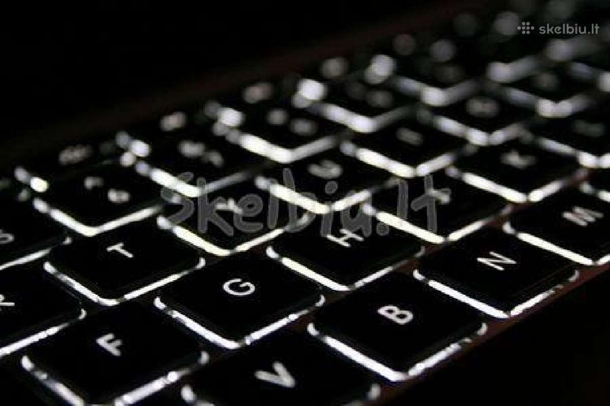 Klaviatūros laptopams.