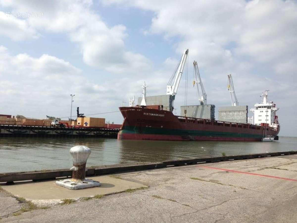 Darbas laivu remonto sferoje