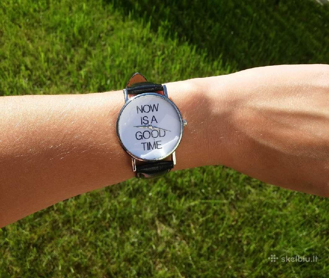 Unisex rankinis laikrodis