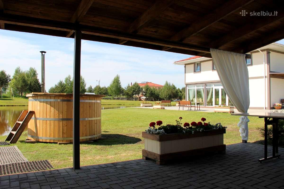 Villa Bonita sodyba - nuoma prie ežero
