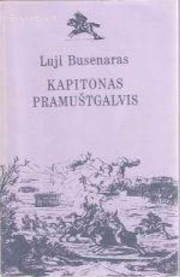 Kapitonas Pramuštgalvis