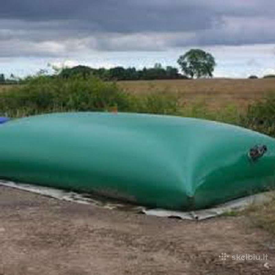 Flexi-tank tipo rezervuarai