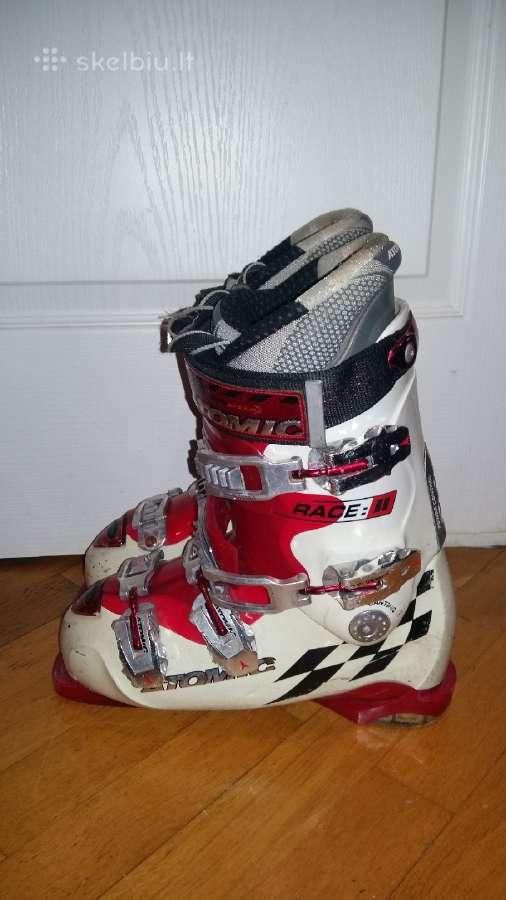 Slidžių batai atomic 38-39 dydis