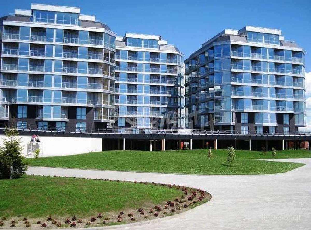 Apartamentai Šventojoje 1,5 kamb. Wi-fi