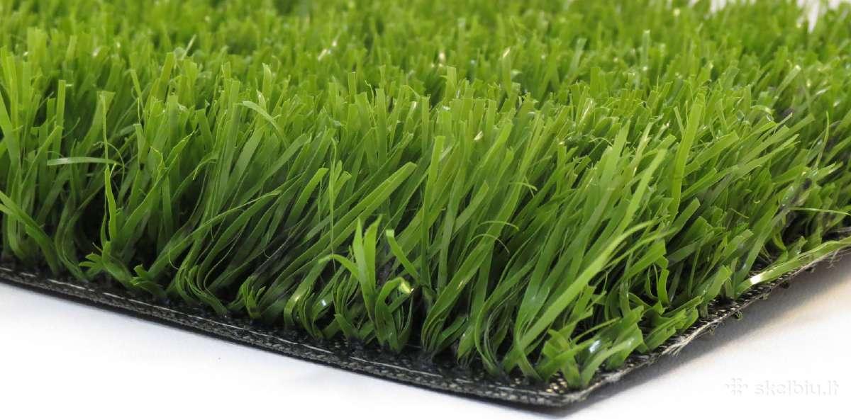Dirbtinė žolė laukui, terasoms, sportui. %! %! %!