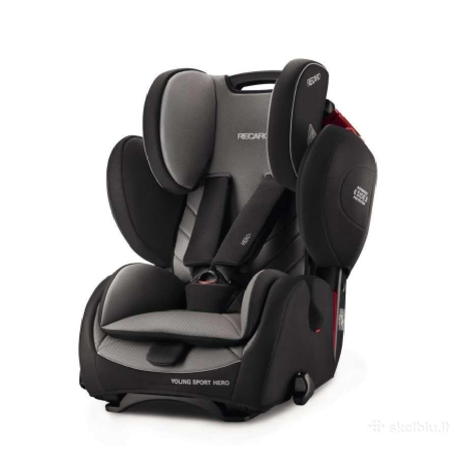Recaro automobilinė kėdutė Young Sport Hero Carbon
