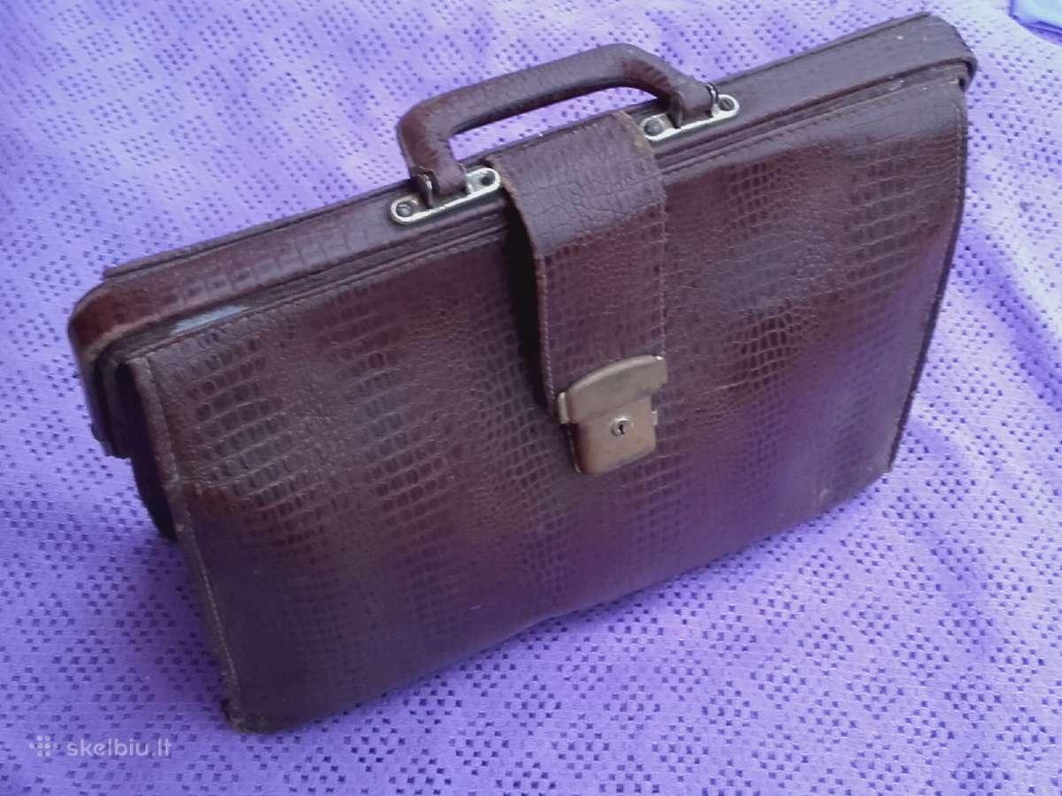 Tarybinis portfelis.