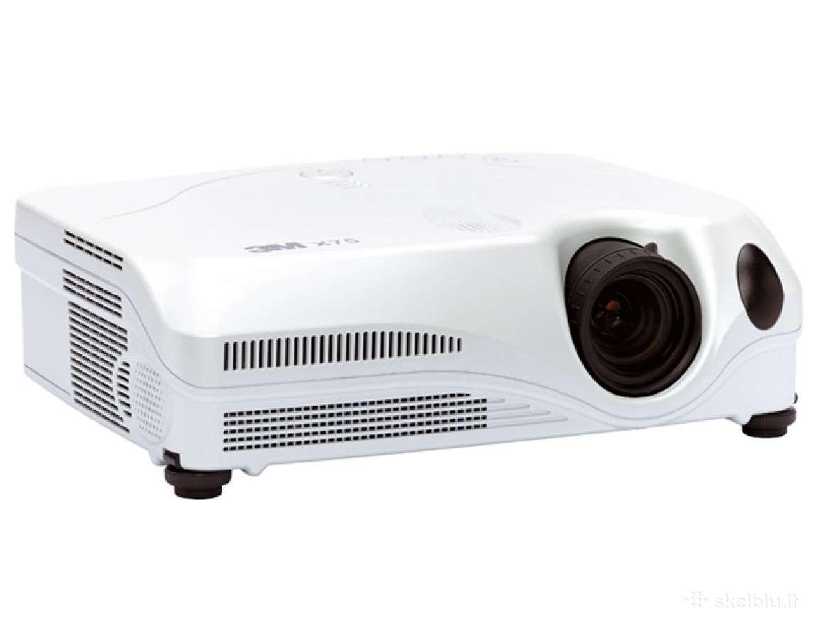 Parduodu multimedia projektorius
