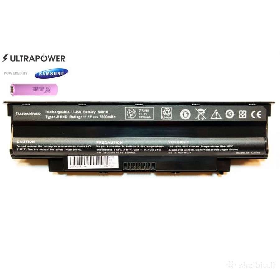 Dell nešiojamų kompiuterių baterijos