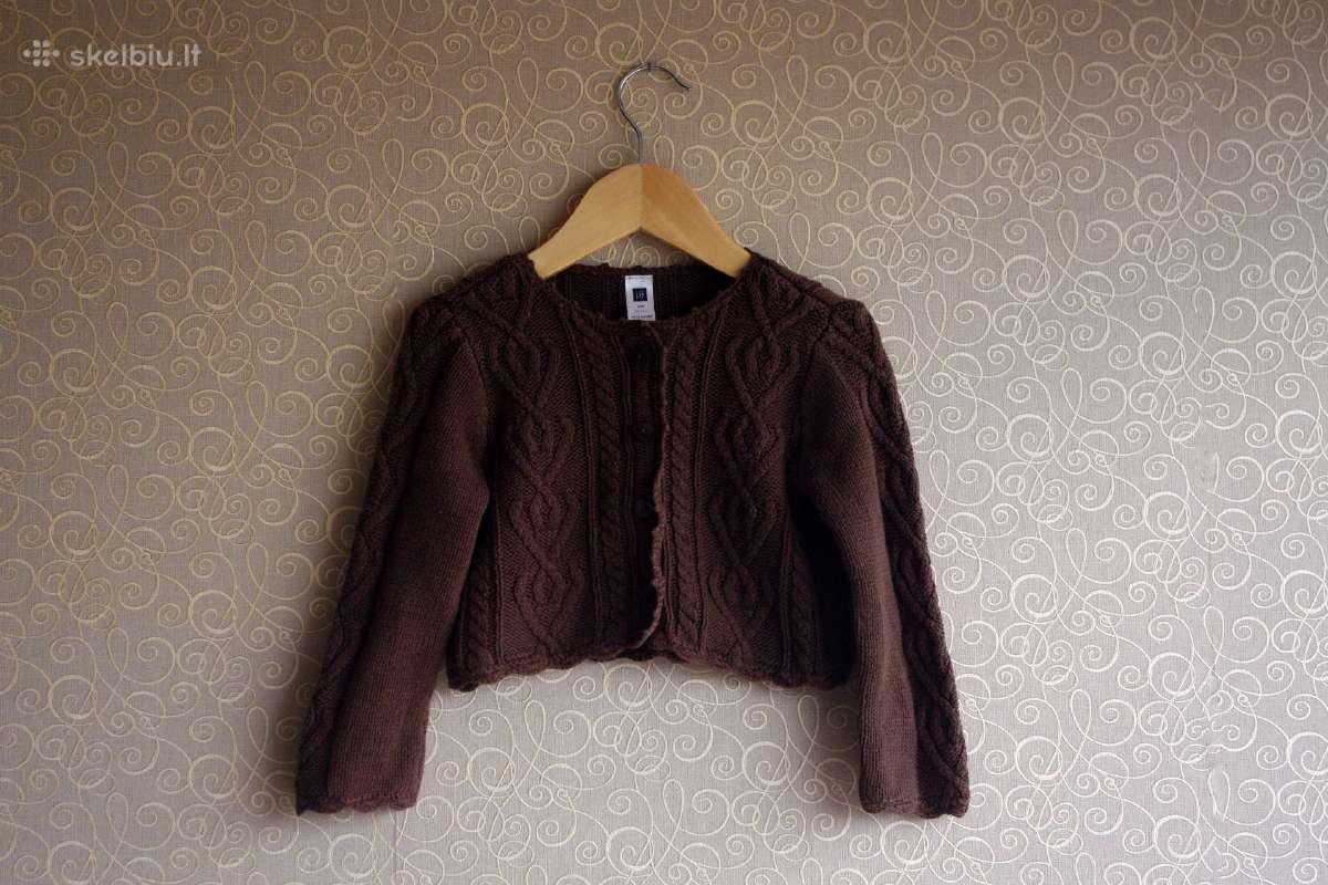 Megztukas Gap 18-24m, džemperiukas 80cm