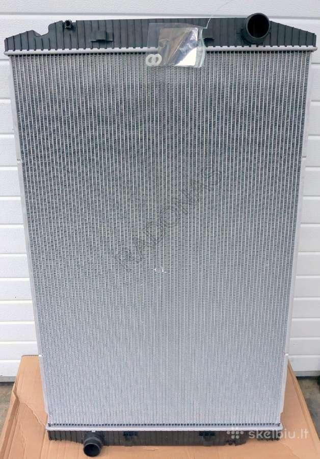 Naujas Iveco stralis radiatorius