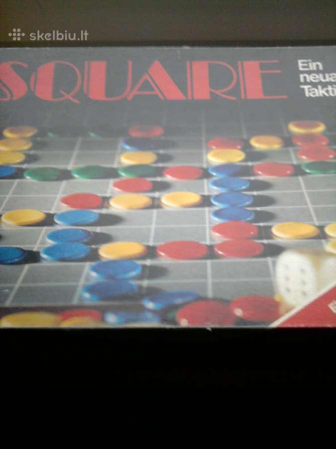 """Stalo žaidimas """"Square"""""""