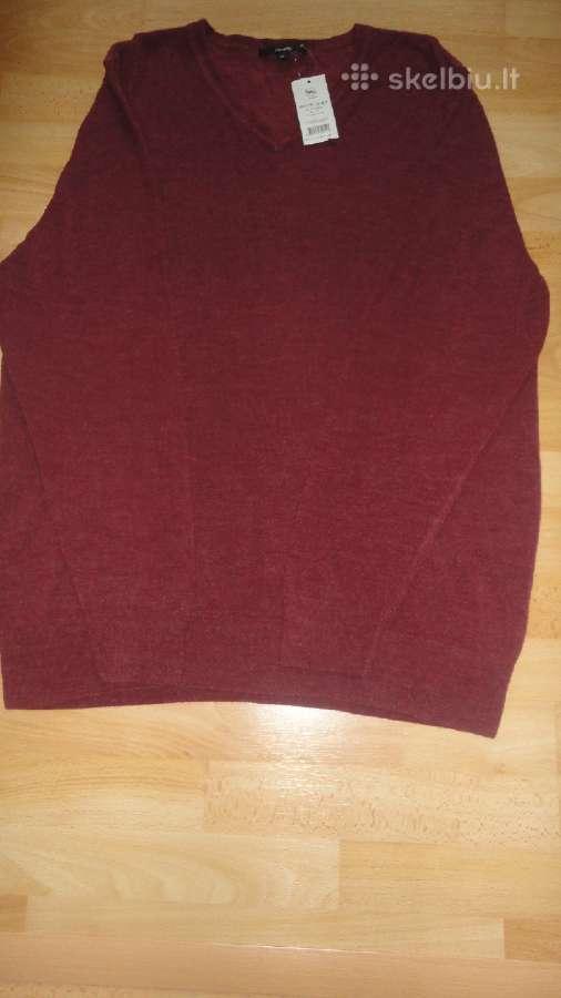 George naujas plonas megztinis, Xl