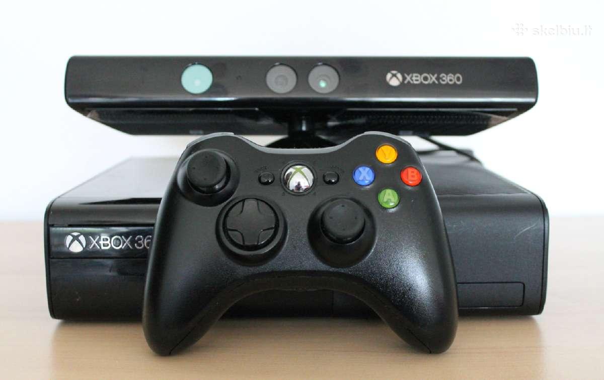 Xbox 360 250gb Atrištas Rgh