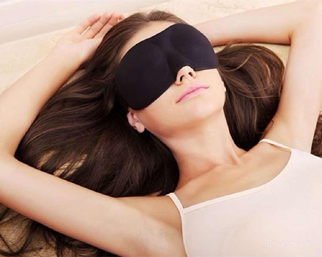 Miego kaukė