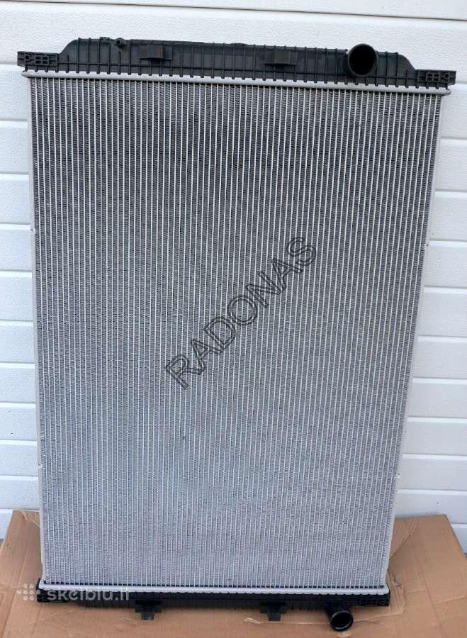 Naujas Renualt (Rvi) Magnum radiatoriu