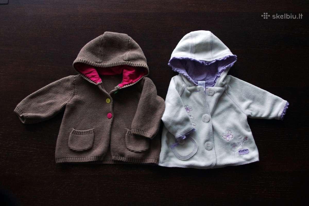 Next džemperiukas, Mothercare megztukas 62cm 68cm
