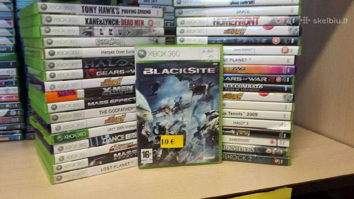 Xbox žaidimai