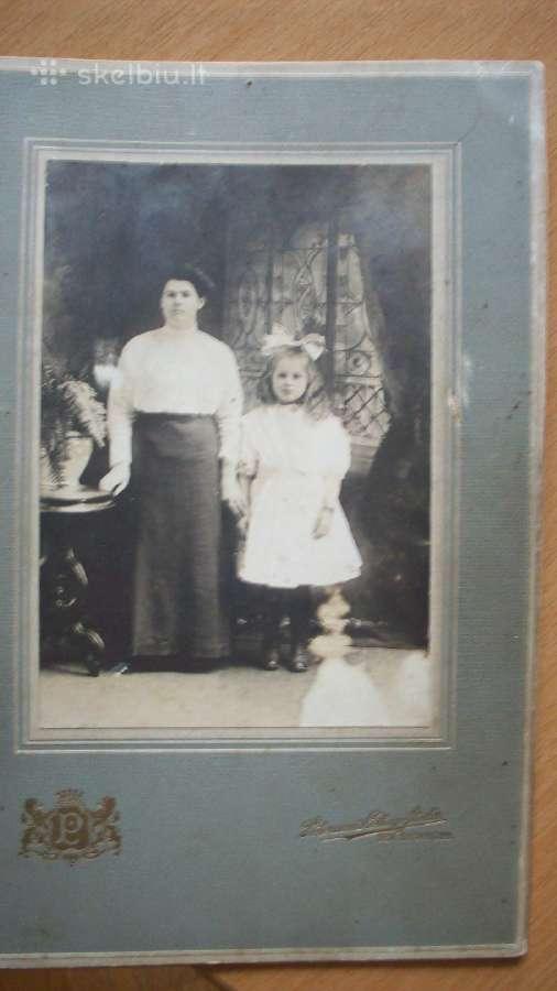 XIX a. vidurys_ Mama su dukra_new.bitain_bismarko