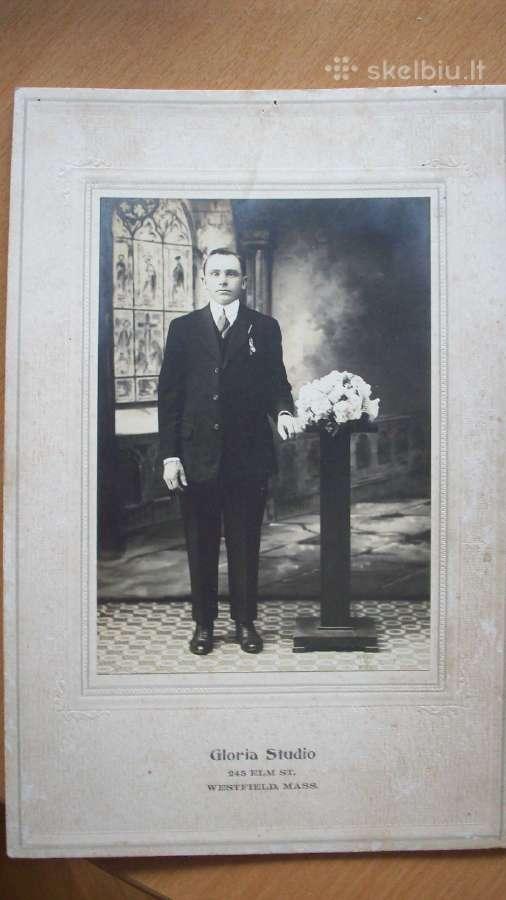 Foto XIX a. pab. Westfield, JAV