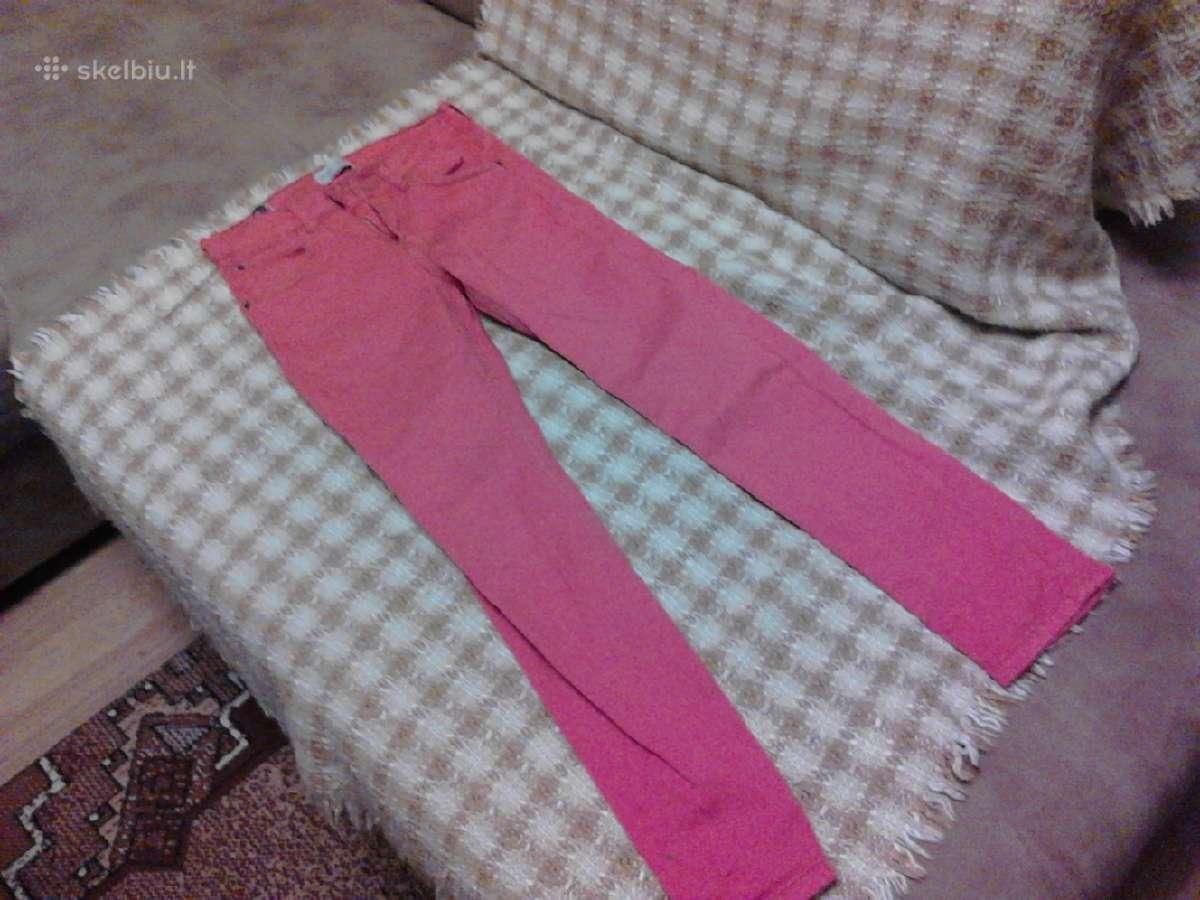 Geros kokybės džinsai 7-9 m. berniukui
