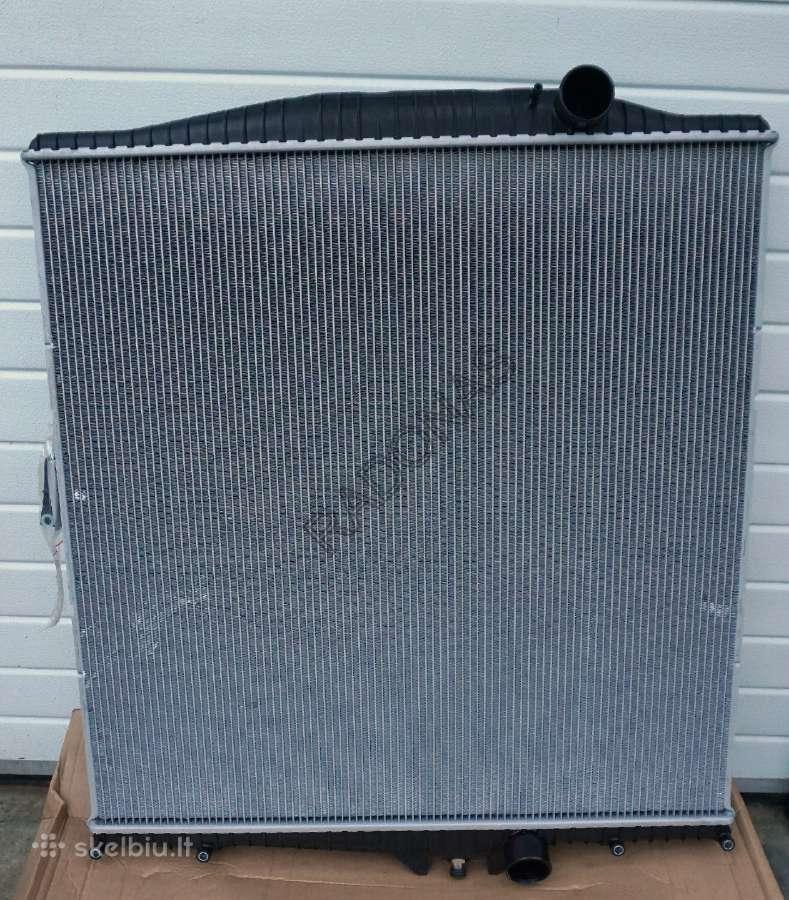 Naujas Volvo radiatorius