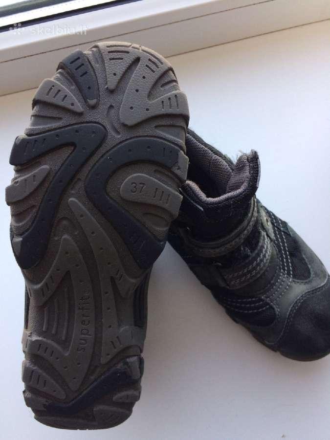 Odiniai batai berniukui