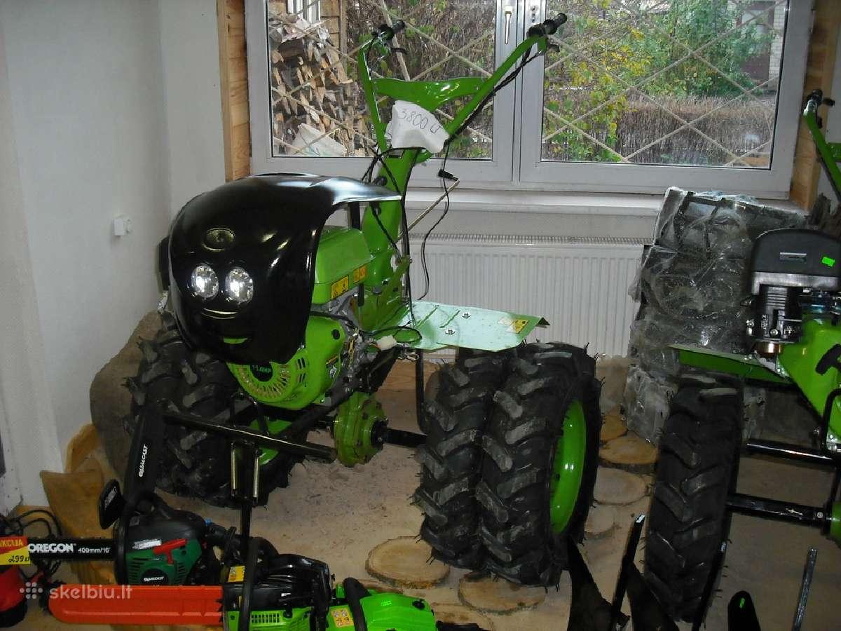 Bertoni motoblokas