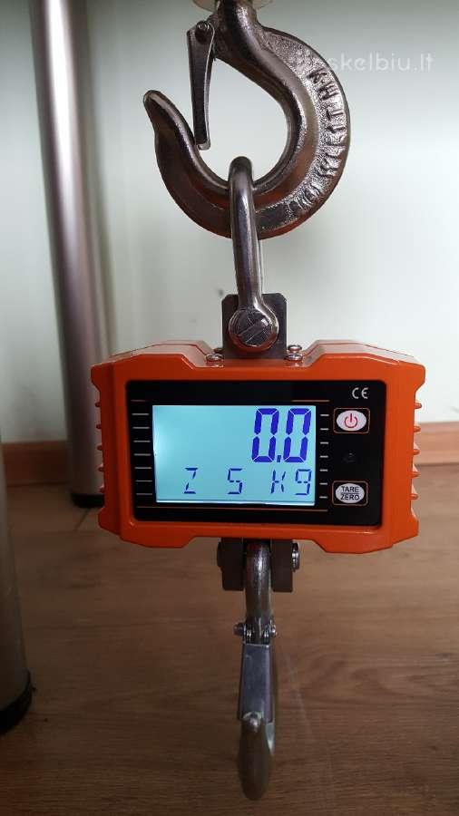 Kranines svarstykles 1000kg. tik nuo 150eur. su Pv