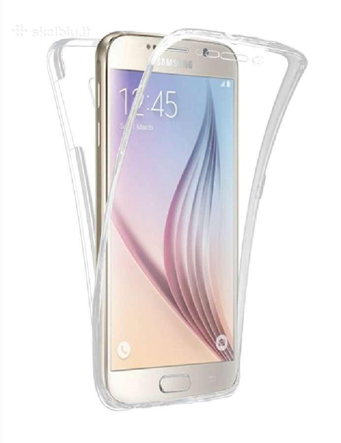 Silikoniniai Samsung dėklai