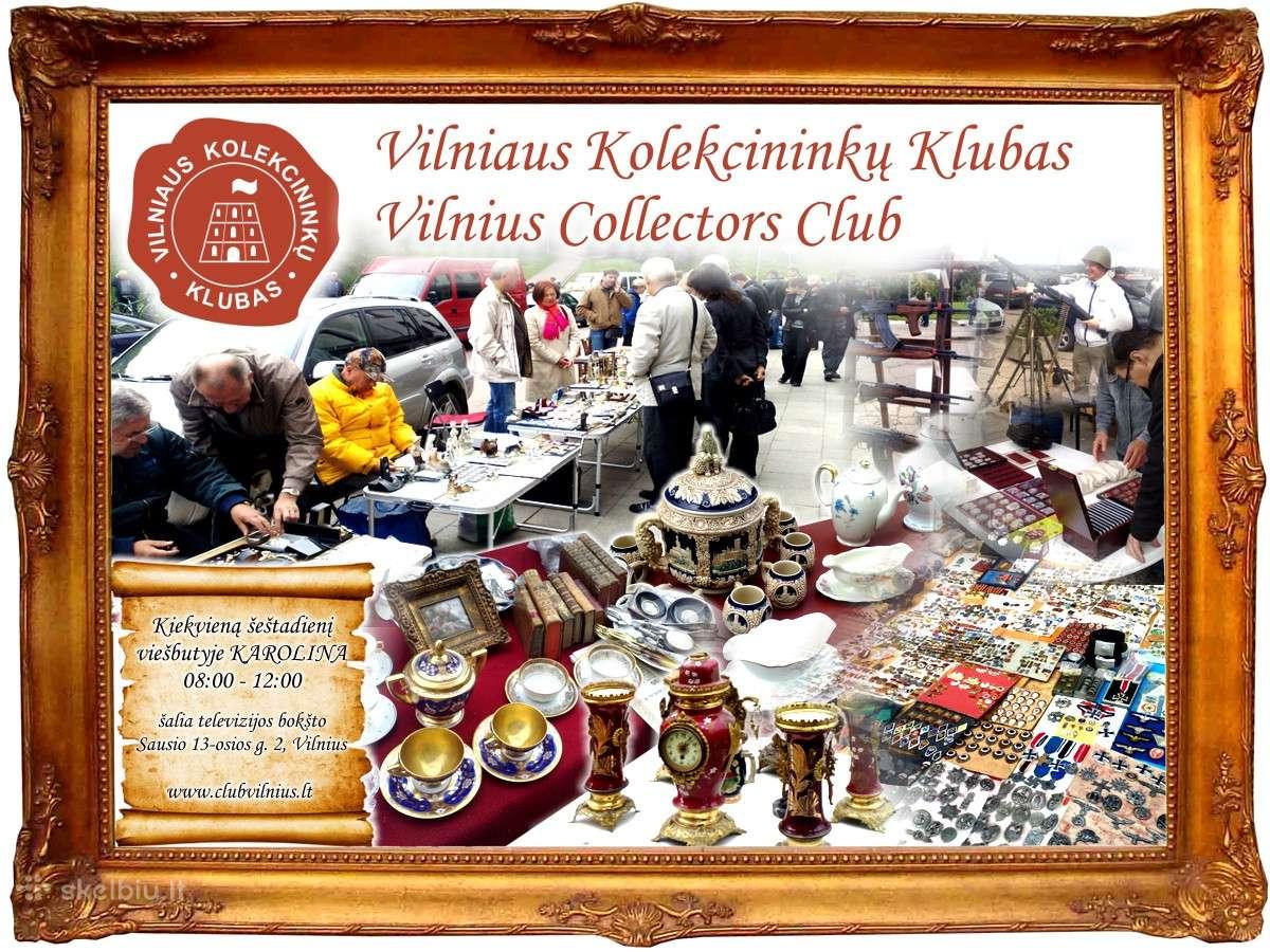 Vilniaus Kolekcininkų Klubas