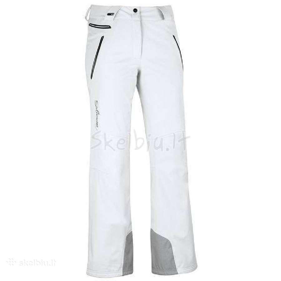 Moteriškos salomon slidinėjimo kelnės L dydis