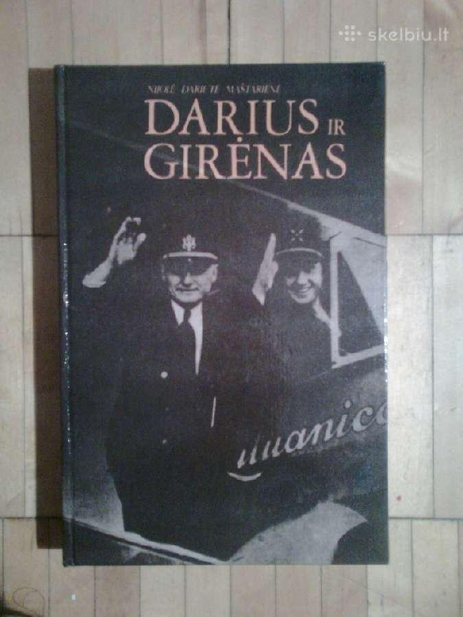 """Nijole Dariute Mastariene """"Darius ir Girenas""""1990m"""