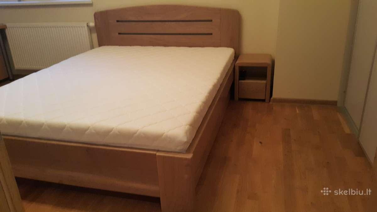 Parduodu nauja uosio masyvo lova