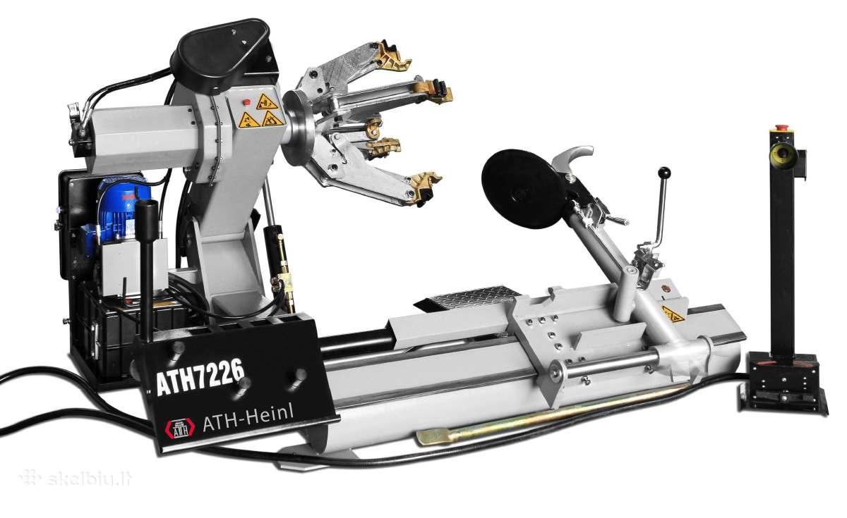 Vilkikų ratų montavimo staklės Ath 7226