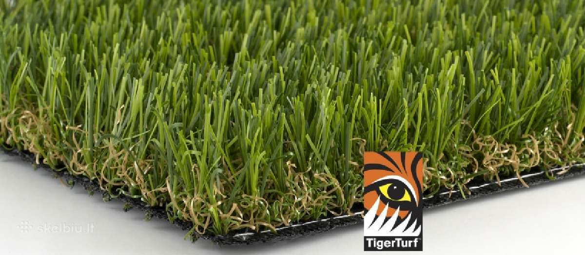 Dirbtinė žolė laukui, terasoms, sportui