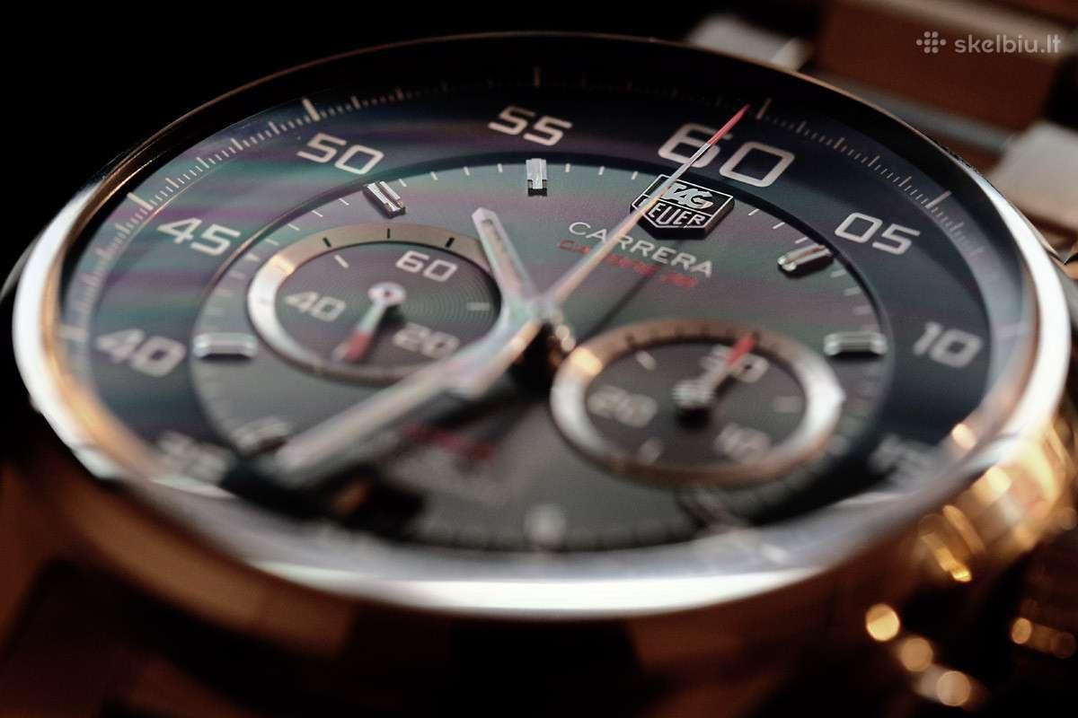 Brangiai pirksiu sau gerą laikrodį