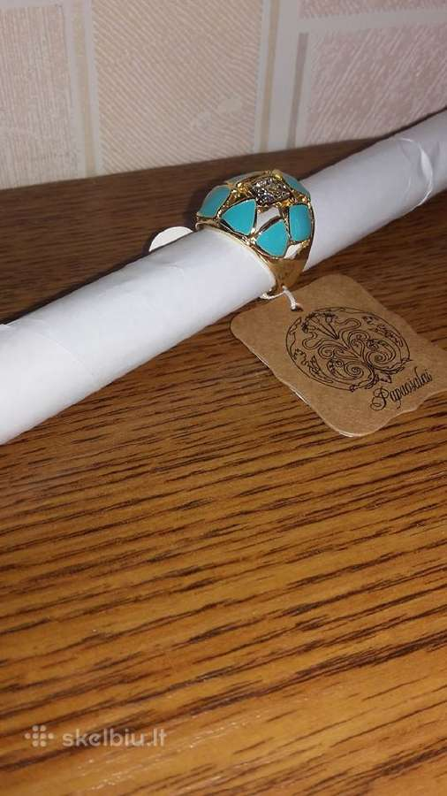 Žiedas iš Tibro Papuošalų